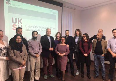 Завідувач гастроентерологічного відділення ЦІМТ взяла участь у міжнародному IBD Tutorial meeting