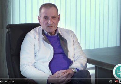 Впервые в Украине – эндоскопическая степлерные дивертикулоезофагостомия по поводу дивертикула пищевода