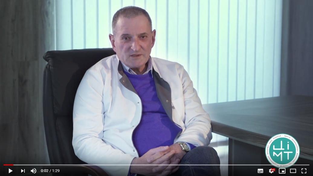 Вперше в Україні у нашому Центрі була виконана ендоскопічна степлерна  дивертикулоезофагостомія з приводу дивертикулу стравоходу.