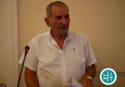 Тодуров Іван Михайлович звітував про наукову та практичну діяльність Центру за період 2018-2019 роки