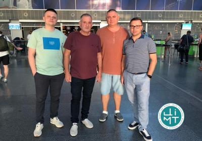 Команда провідних хірургів вирушають у Мадрид з трьома науковими доповідями