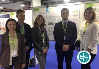 Мультидисциплінарна команда ЦІМТ на гастроентерологічному конгресі UEG WEEK в Барселоні