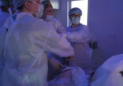В нашому Центрі розробляються та впроваджуються інноваційні методи хірургічного лікування цукрового діабету та ожиріння